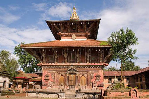 Changu narayan - heritages of nepal