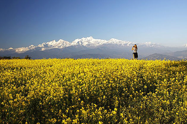 Best of Central Nepal   Nepal Sightseeing Tour – 6 Days