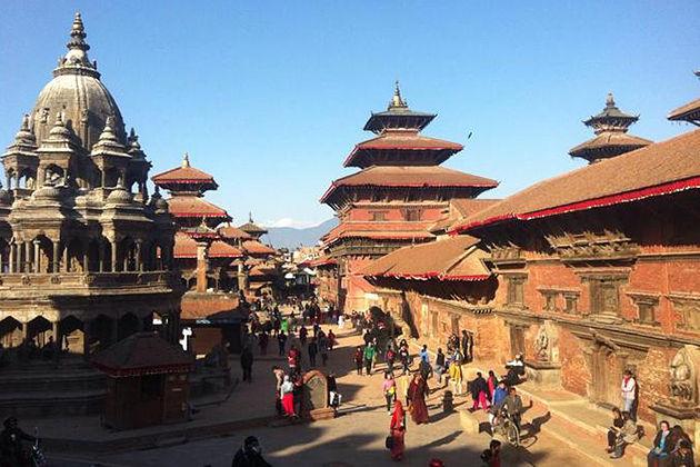 Patan Durbar Square - heritages nepal