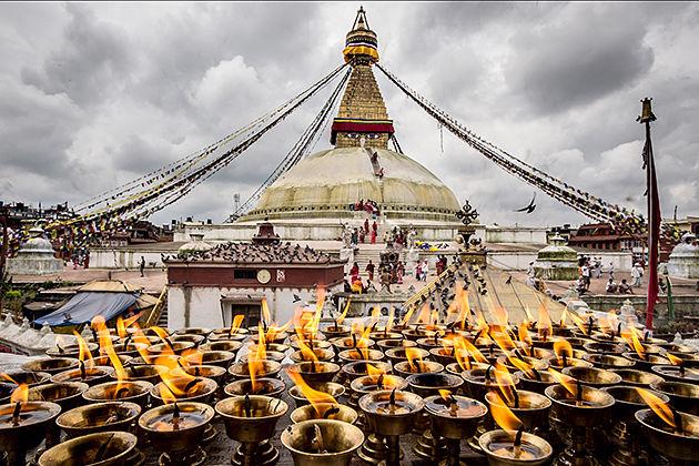 Kathmandu - Nepal Ghandruk trek