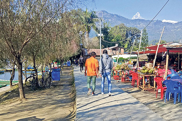 foot track lakeside - The Best 15 Places to Visit in Pokhara