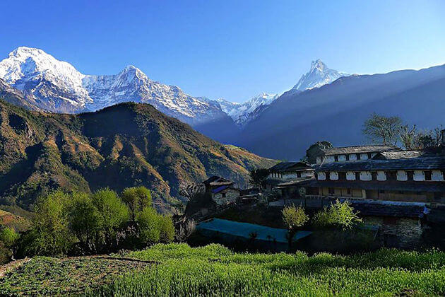 Ghandruk Trek – 6 Days