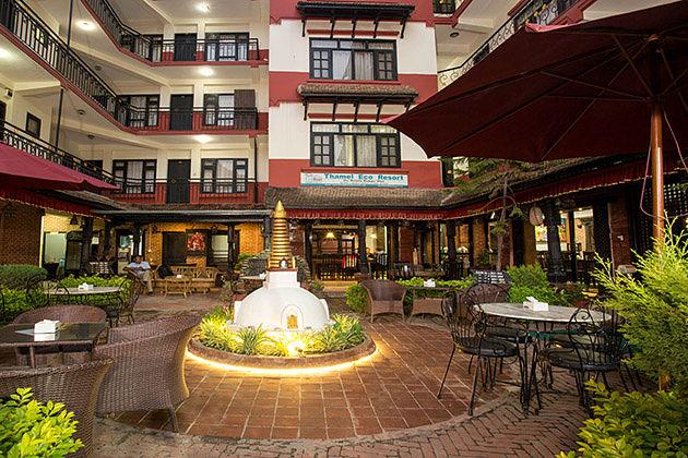 kathmandu eco hotel - hotels in kathmandu