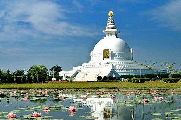 lumbini - cultural world heritages of nepal