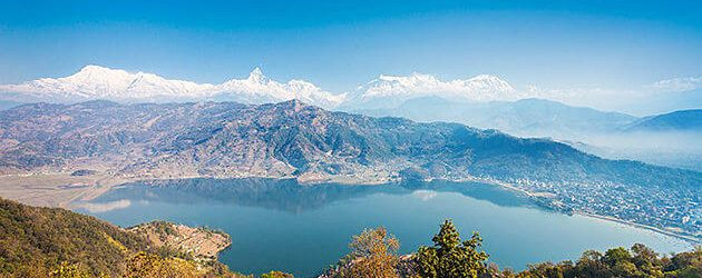 tour itinerary packages in nepal