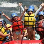 river - rafting in nepal