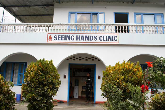 seeing hands clinic - nepal spa and massage parlor