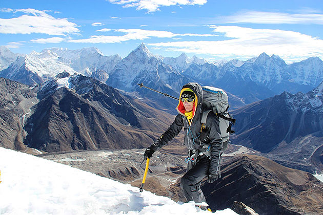 winter - best time visit nepal tour ititneraries