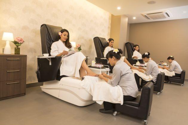 Amantran Spa and Salon kathmandu massage and spa