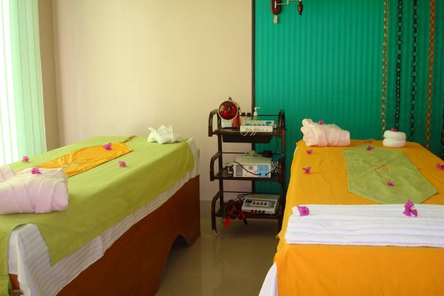 Anada Spa and Natural Therapy Center kathmandu spa and massage