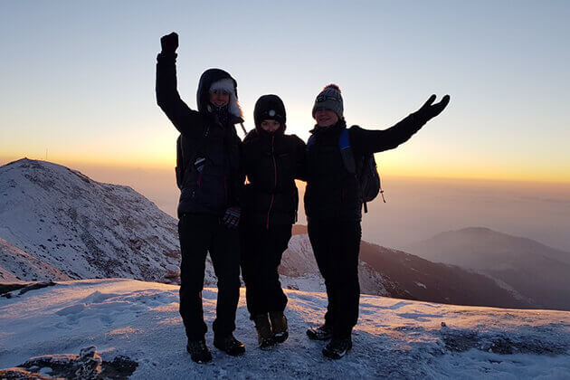Feedback from Mrs Emma - It Was Such a Perfect Nepal Tour in My Life