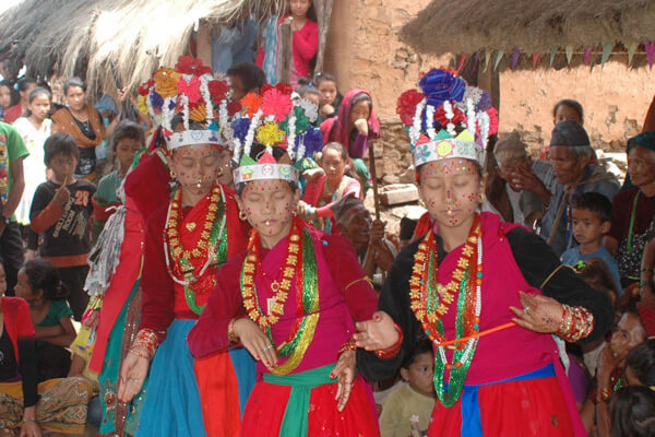 The 10 Nepal Traditional Dances