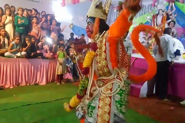 Hanuman Nritya - nepali best dance