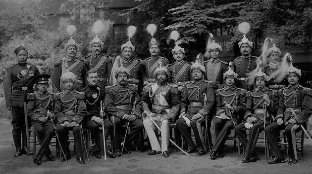 The Ranas - Nepal history