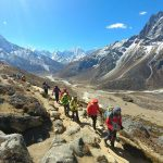 dingboche - everest trek in nepal