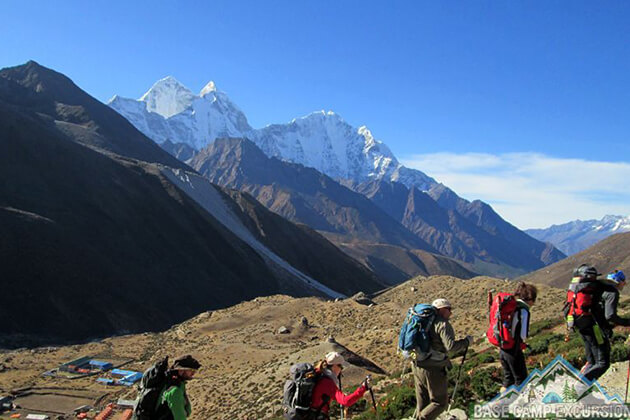 everest base camp nepal trekking