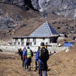 lobuche - nepal trekking itinerary