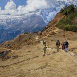 namche - nepal everest trekking