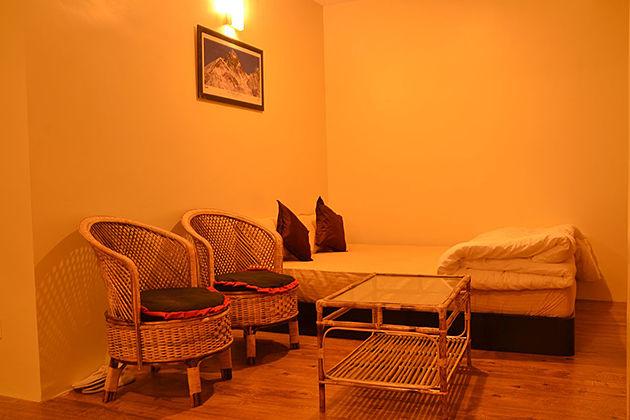 pradhan house - homestay in kathmandu