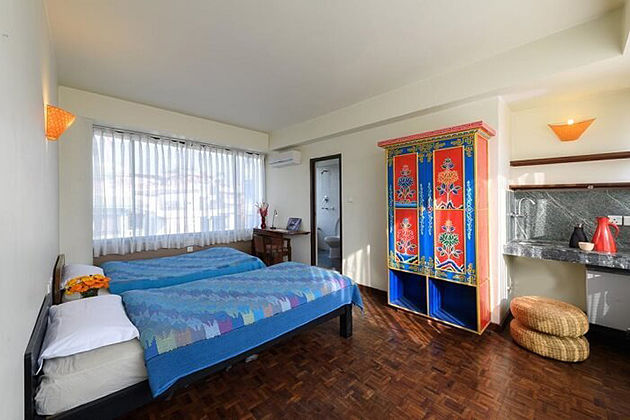 dondrub guest house - homestay in kathmandu