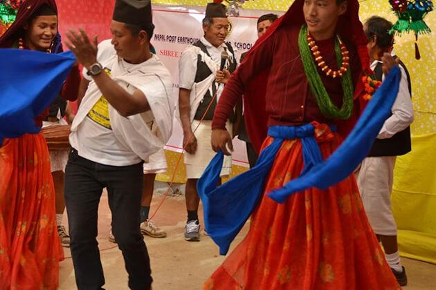 sorathi nritya - nepal classic dance
