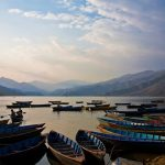 Fewa lake - nepal culture