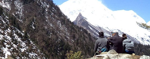 Manaslu Circuit Nepal trekking packages