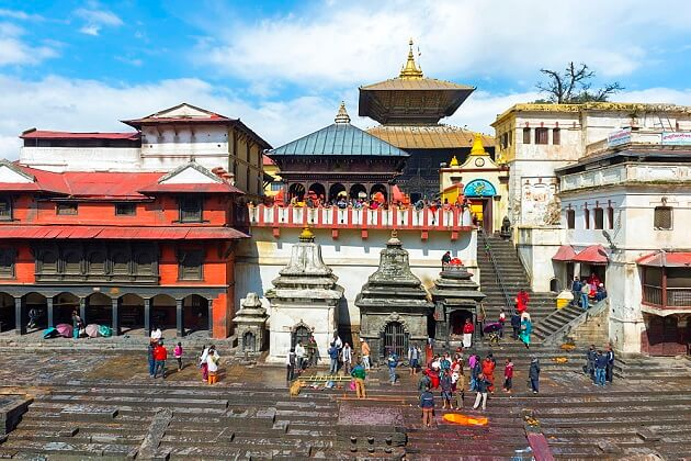Pashupatinath Temple - nepal culture tours