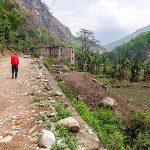 Soti Khola - manaslu circuit trek nepal