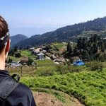 Trek to Dhunge - indigenous people trekking trail