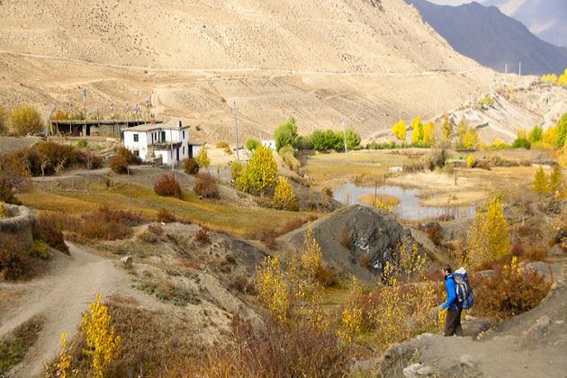 Upper mustang Trekking - nepal trekkingitinerary