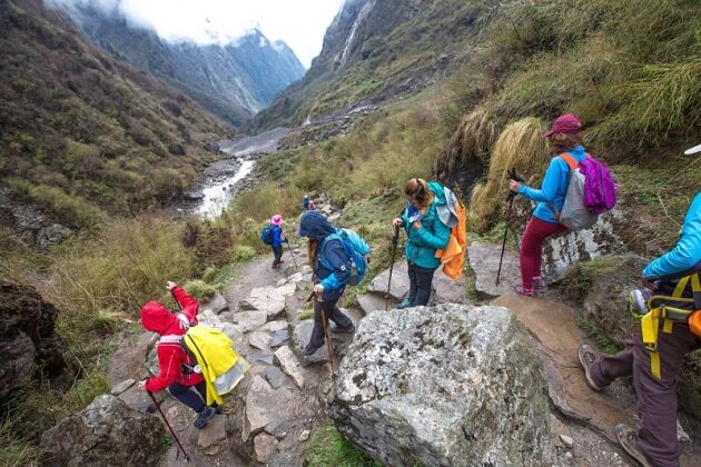 annapurna-base-camp - nepal trekking packages