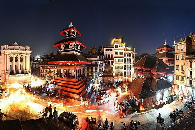 durbar square - the indigenous peoples trail