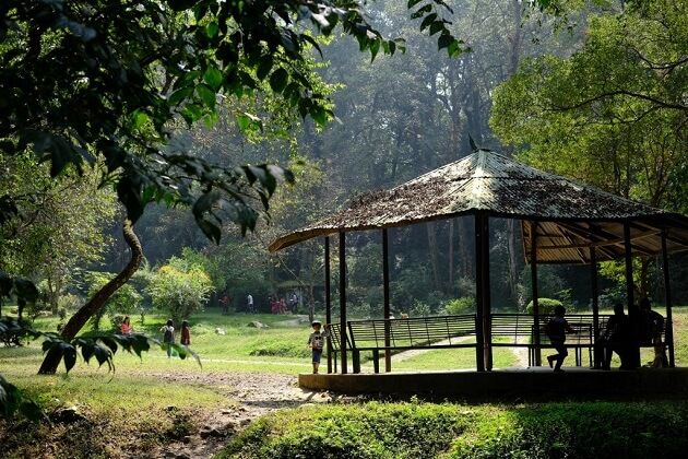 godavari botanical garden - patan nepal attractions