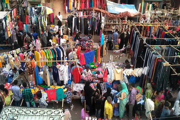 mangal bazaar - patan tourist attraction