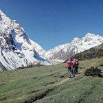 namrung - manaslu circuit trek in nepal