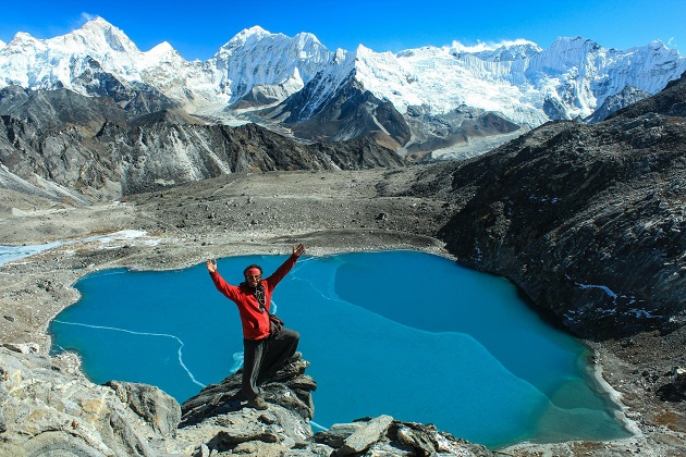 nepal everest trek - best treks in nepal