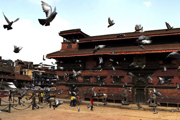 patan durbar square - culture tour in nepal