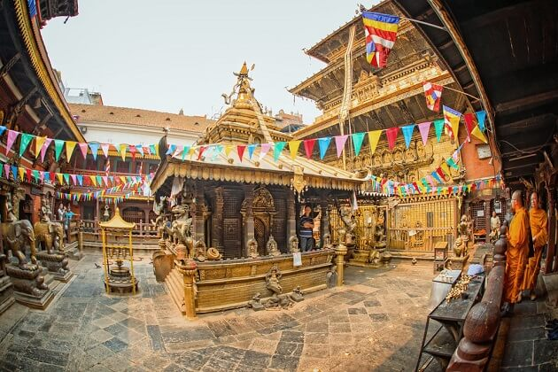 the golden temple - religious attractions patan