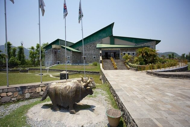 International Mountaineering Museum - places to visit in nepal