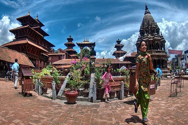 Kathmandu Valley - paragliding in nepal pokhara