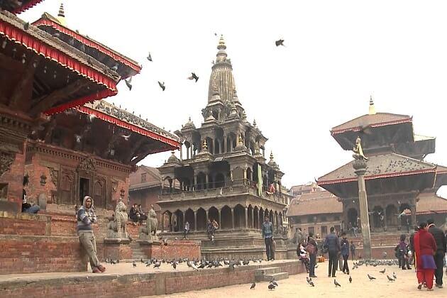 Lalitpur - Nepal skydive pokhara