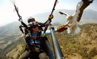 Paragliding nepal adventure tours