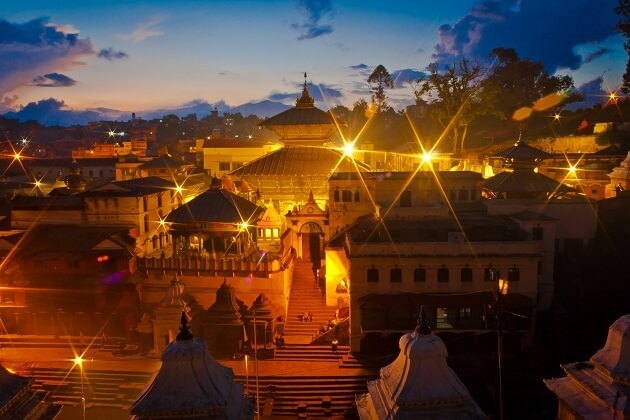 Pashupatinath Temple - nepal best thing to do