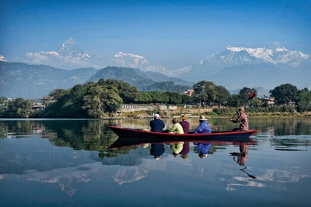 Phewa Lake - best things to see nepal