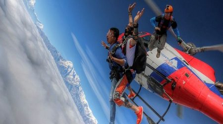 Pokhara Skydive – 8 Days