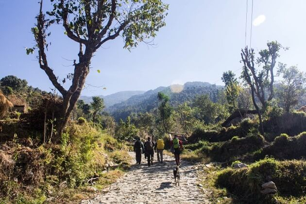 Tarkeghyang - nepal culture tourism