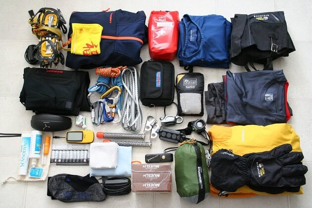 Trekking Equipment - Trekking in Nepal