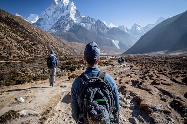 Trekking nepal - best things to do nepal