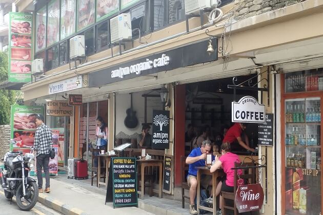 The Best Coffee Shops in Pokhara